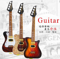 Four string guitar melody play toy musical instrument puzzle educational children's gifts