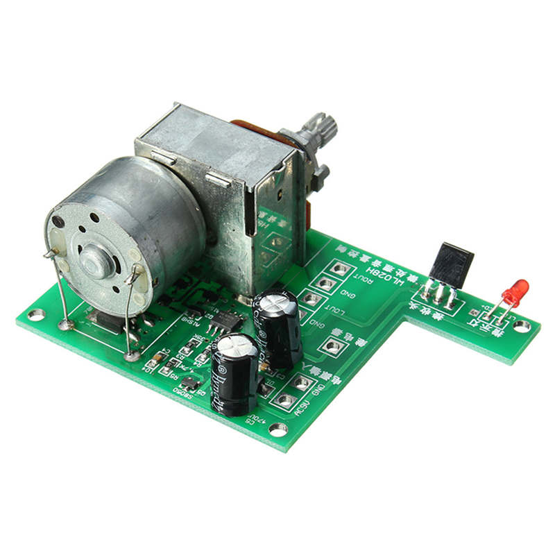 Remote Volume Control : Hot ac dc v infrared remote control volume board