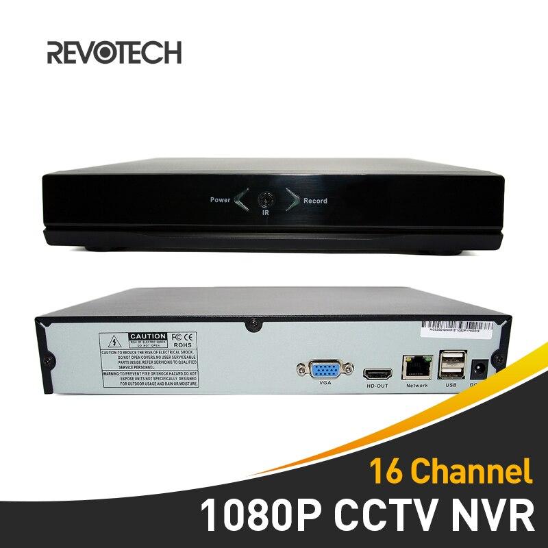 bilder für 16 Kanal HD 1080 P NVR H.264 Network Video Recorder HDMI 16 CH CCTV NVR für Ip-kamera CMS Unterstützt ONVIF 2,0 P2P Wolke System