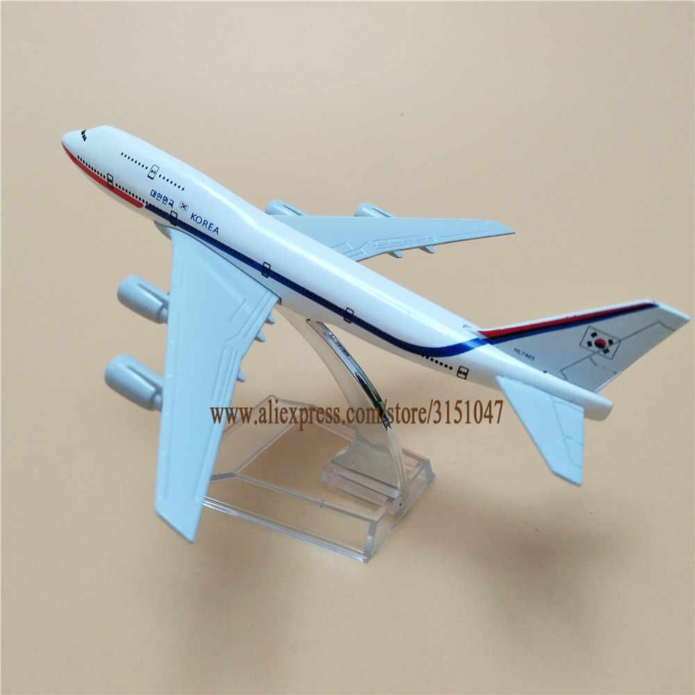 NEW Air Korea Airlines Boeing 747 B747 Airways Airplane