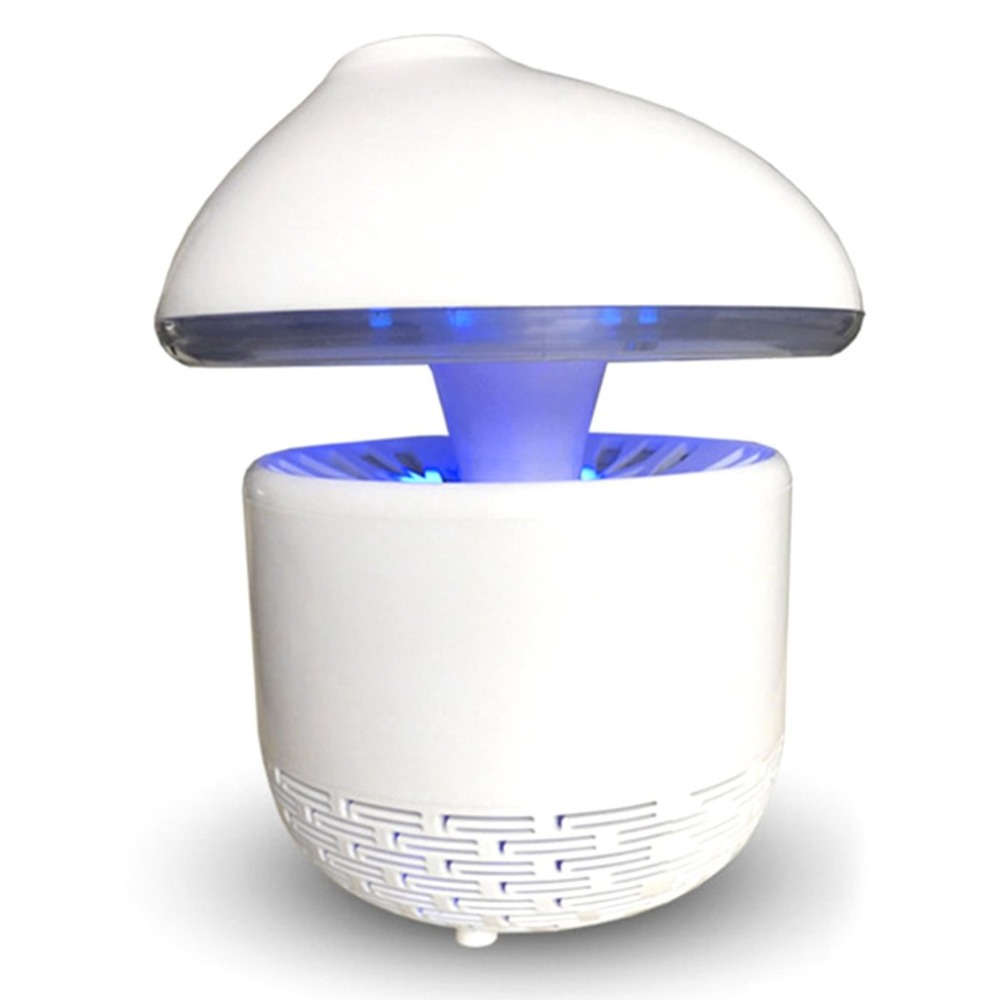USB Powered Mosquito Killer Summer Mosquito Inhaler LED Mosquito Lamp Household Insect Repeller Electric Indoor Bug Zapper monkey shaped ultrasonic mosquito repeller with neck loop