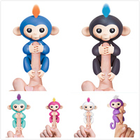 Free Shipping Fingerlings Fidget Toys Interactive Baby Monkeys Smart Fingers Llings Smart Toy Best Christmas Gifts