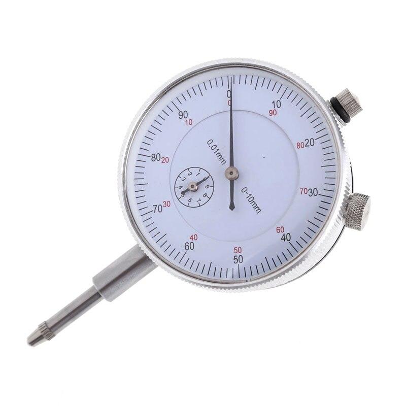 Genauigkeit Hochpräzise Anzeige Gauge Messuhr Messung Instrument 0,01mm Neue 2017
