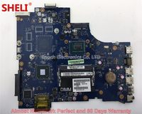 SHELI For Dell Inspiron 17R 3721 5721 Laptop Motherboard 3WVDR 03WVDR CN 03WVDR VAW11 LA 9102P I5 3337U HM77 DDR3L Work Perfect
