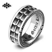 Vintage drachen eingefasst ringe für mann edelstahl mode jewery geschenk für ihre freund mygrillz