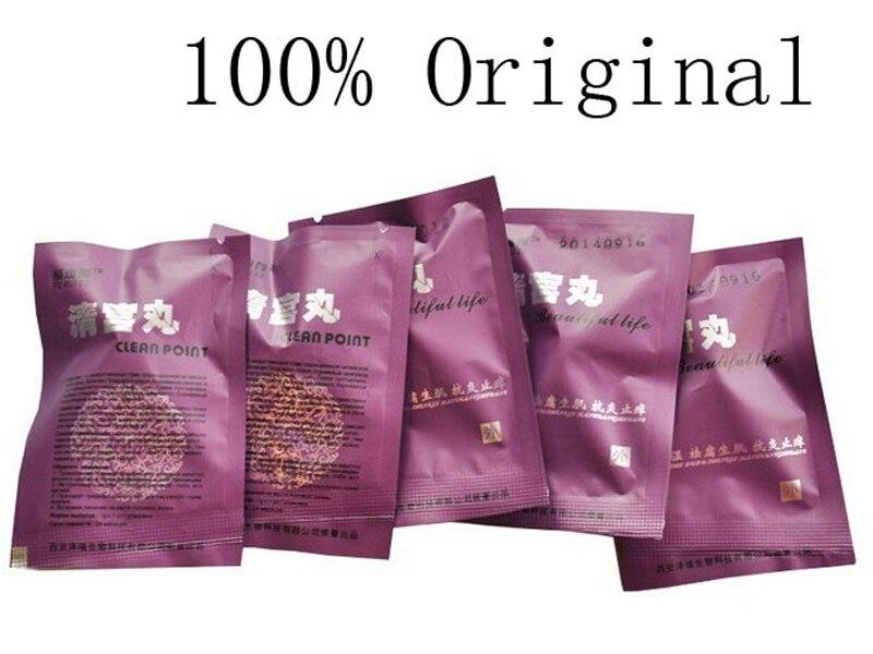 24 PCS Female100% Nature Herbal Medicinal Vaginal Repair Beautiful Life Chinese Herbal Tampons Clean Point For Women