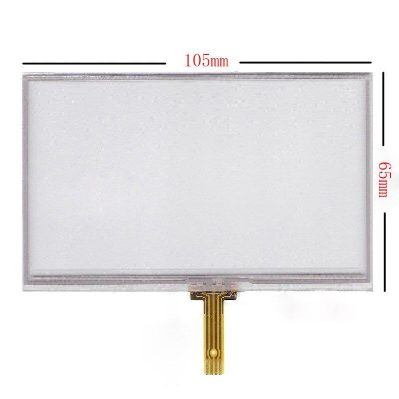 4.3 4Wire Resistive Touch Screen Panel Digitizer for Prestigio GeoVision 4050