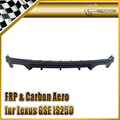 Car-styling For Lexus IS250 Aimgain Type 2 Carbon Fiber Rear Diffuser (F-Sport IS350/ IS300h/IS250, GSE31/AVE30/GSE30) In Stock