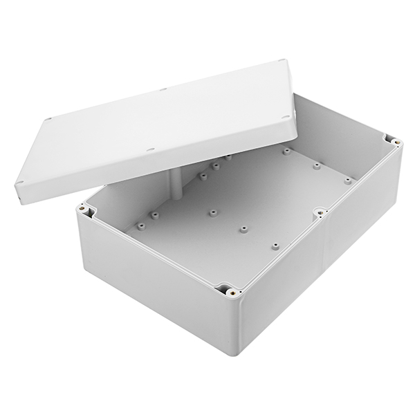 цена на 265 x 185 x 95mm DIY Plastic Waterproof Housing Electronic Junction Case Power Supply Box Sealed Instrument Case Connector New