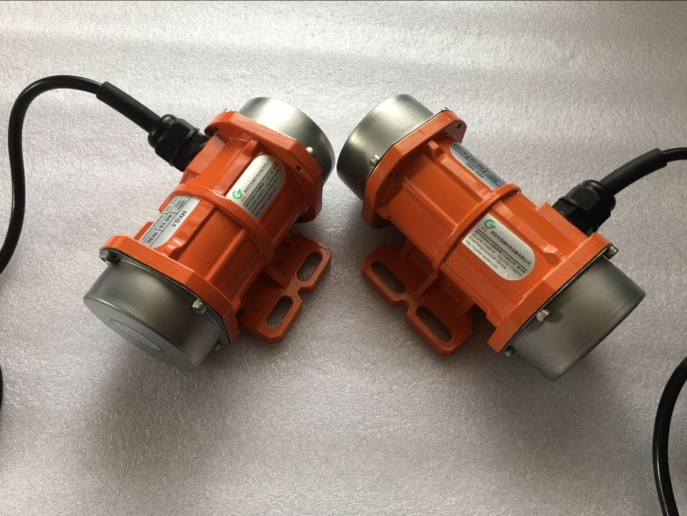 80W/100W Industry Mini Vibration <font><b>Motors</b></font> HY-0.1A 120W 110V <font><b>220V</b></font> 380V 1PH 3PH RPM3000 image