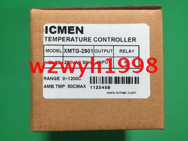 Genuine S & P Thermostat S & P Electric ICMEN XMTG-3000 S & P Thermometer XMTG-2901 (M)