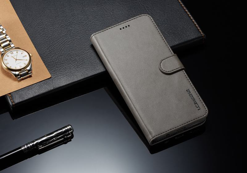 Phone Case For Samsung Galaxy A50 Case Luxe Leather Flip Wallet Cover For Samsung A50 A 50 Phone Bag Case Galaxy A50S A30S Coque