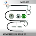 YD FREE SHIPPING WINDOW REGULATOR COMPLETE KIT CLIP SET TYPE FOR VW POLO CLASSIC WINDOW REGULATOR REPAIR KIT FRONT-RIGHT