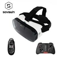 Fiit VR Virtual Reality Smartphone 3D Glasses Headset Oculus Rift Google Cardboard Head Mount Video Helmet