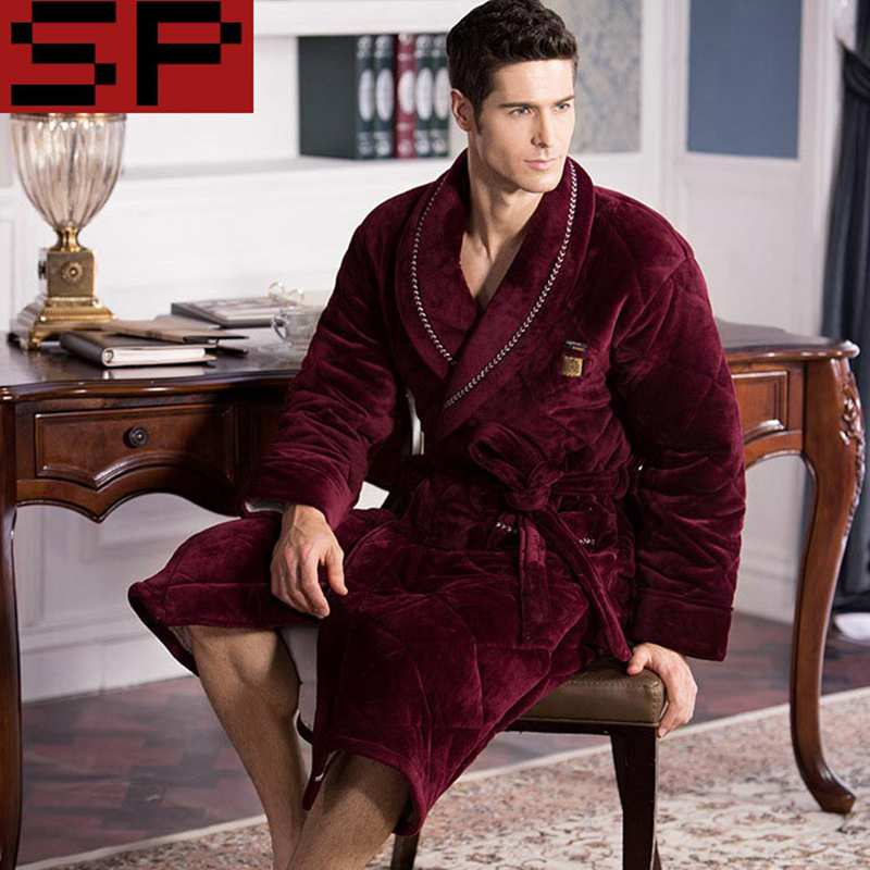 Beautiful Mens Winter Dressing Gowns Ideas - Images for wedding gown ...