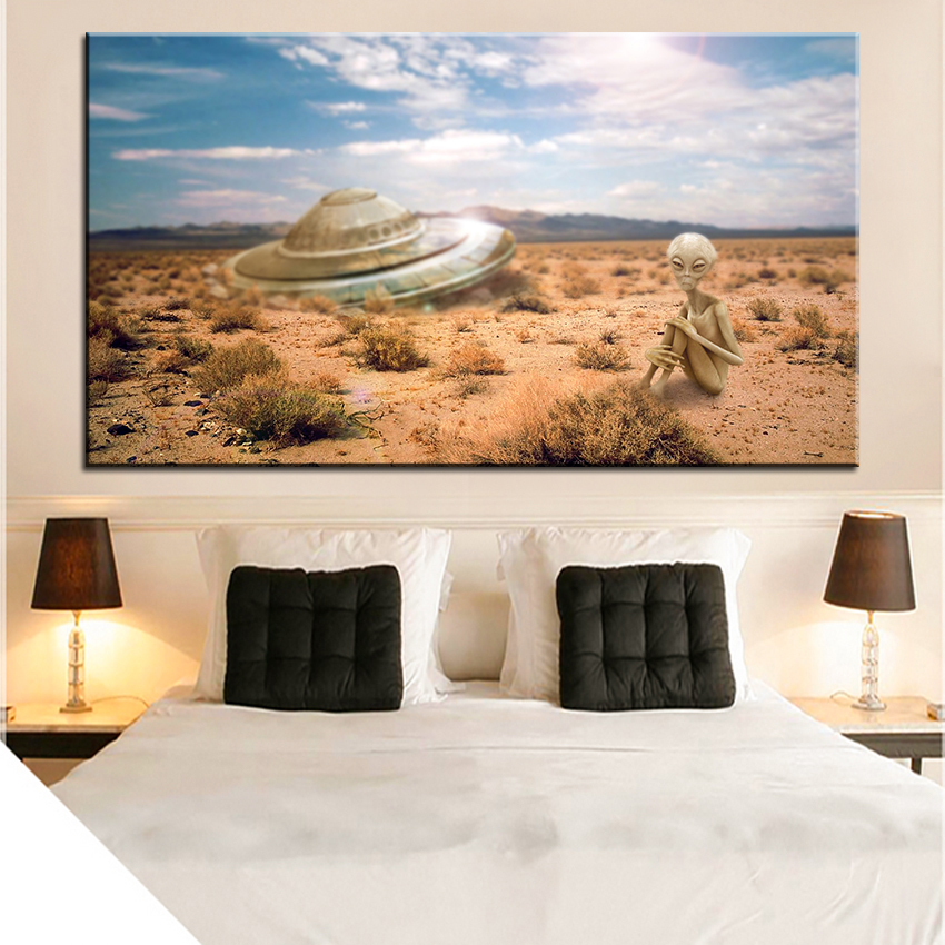 Large Size Printing Oil Painting Alone Wall Painting Decor