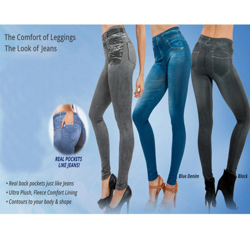 Jeans Leggings 4