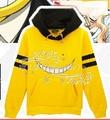 Anime Ansatsu Kyoushitsu/Assassination Classroom Korosensei Hoodie jacket movement cosplay Free Shipping