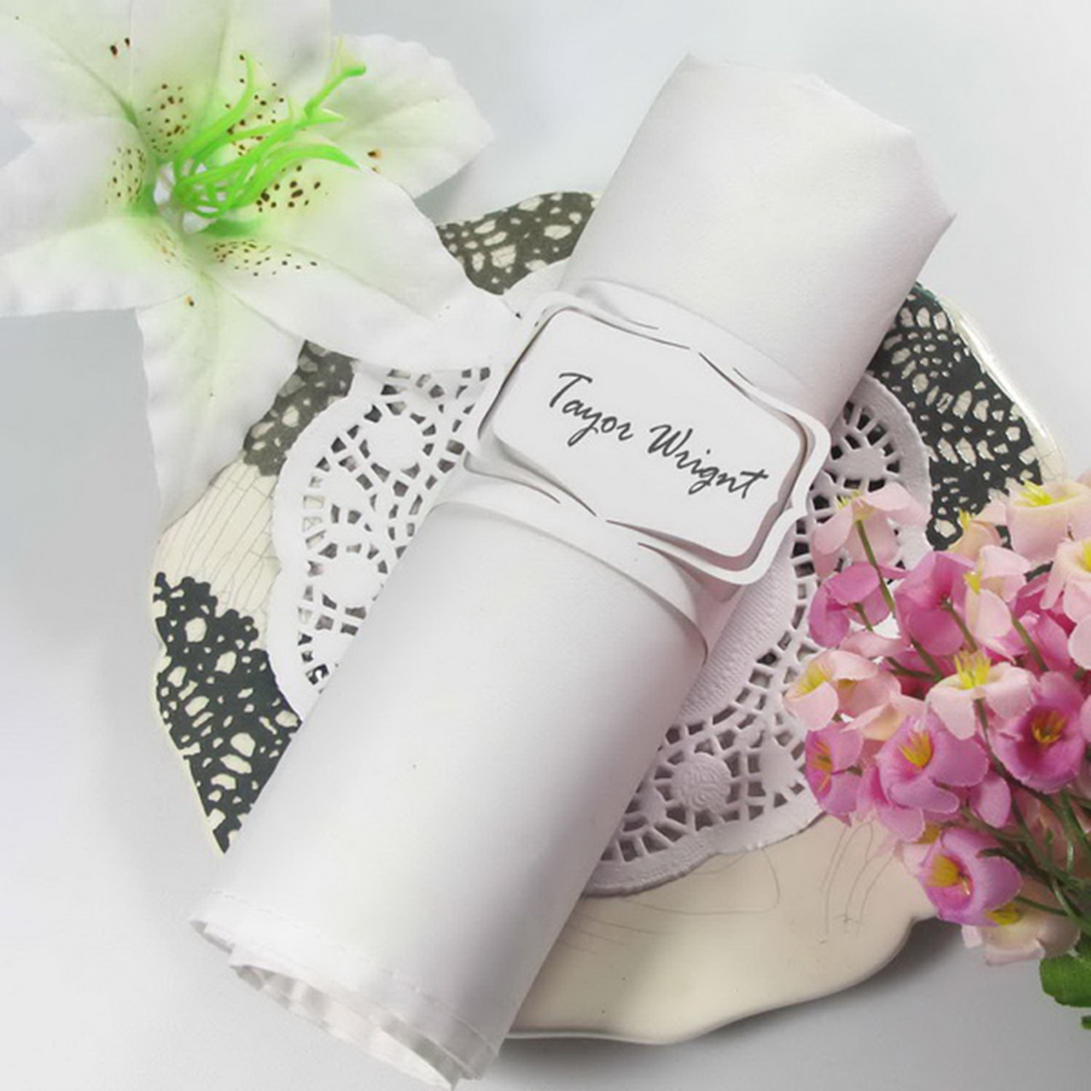 Buy wedding napkin ring and get free shipping on AliExpresscom