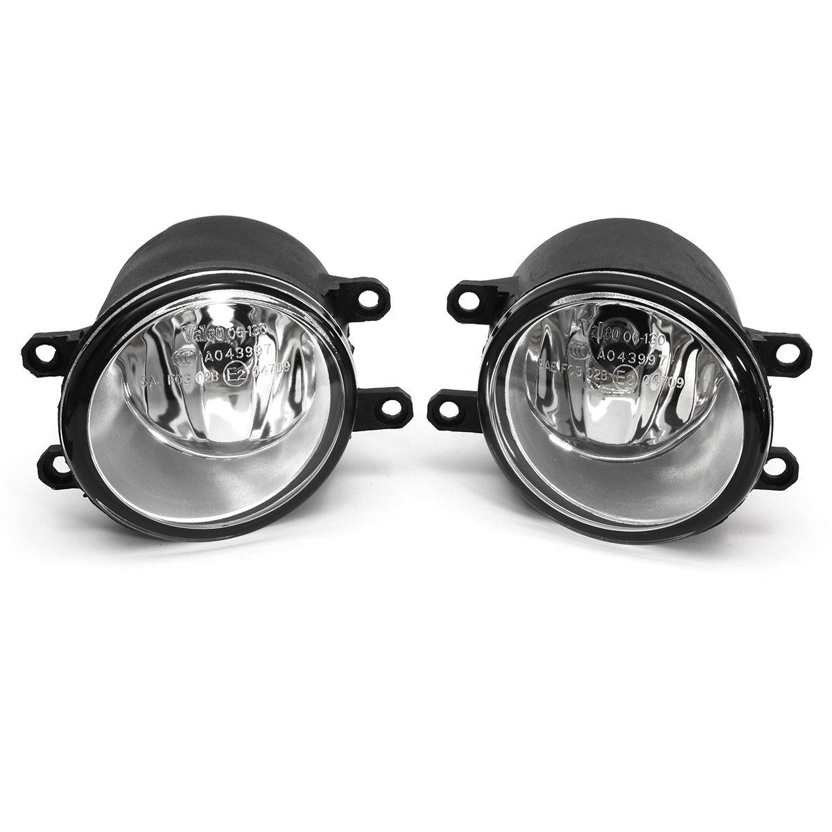 1 Pair Front Bumper Car Fog Light Covers Switch H11 Bulbs For Toyota Corolla 08-10 pair front bumper clear driving fog lights bulbs for toyota corolla 2001 2002 toyota corolla 2005