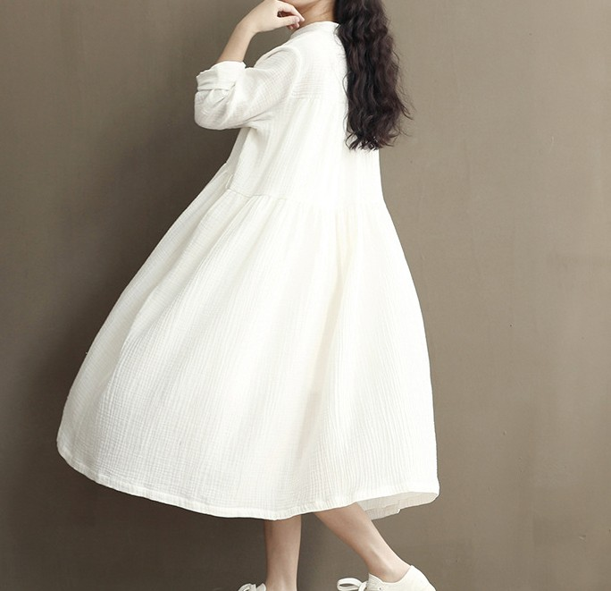 Short white lace dress tumblr color