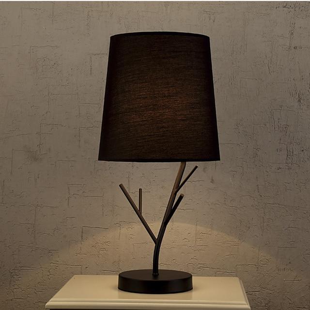 Modernas l mparas de mesa de dise o de lectura luces luz for Diseno de mesas de noche
