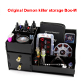 Original Demon killer storage Box-M and L for electronic cigarette Coil Clapton Alien V2 Coil Spaced Clapton Tsuka Coil Atomizer