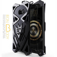 Simon Aluminum Cases For Samsung Galaxy S7 Edge Shockproof Metal Thor Ironman Protect Cases For Samsung