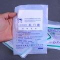Auto-adhesivo desechable ano bolsillo bolsita bolsa bolsillo cubierta de heces bolsa de boca de la fístula anal falso bolsa de colostomía