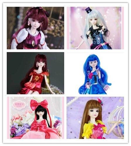 все цены на 1/6 28cm bjd sd dolls body model reborn girls boys eyes High Quality toys for girls birthday bjd doll онлайн