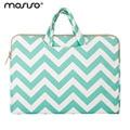 Mosiso canvas mulheres saco maleta laptop bolsa 11 13 14 15.6 polegada sleeve carrying case para macbook pro asus/acer/hp notebook