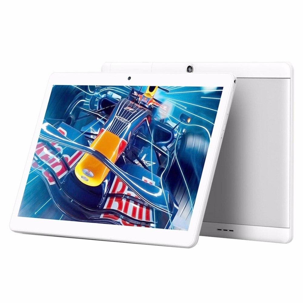 Original 10.1 inch Teclast X10 Quad Core 1GB/ 16GB MTK6580 Quad Core 3G Phone Call Tablet 10.1 Android 6 OTG GPS 1280 x 800