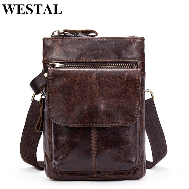 WESTAL Men Bags Genu