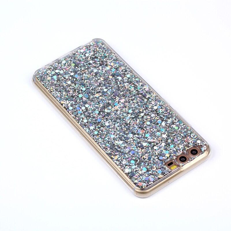 Fashion Glitter Bling Cover för Huawei P10 väska Candy Colourful - Reservdelar och tillbehör för mobiltelefoner - Foto 6