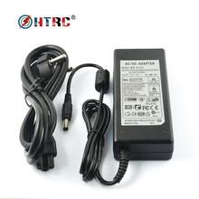 HTRC 15V 6A AC адаптер питания для RC Баланс Зарядное устройство 80W B6 V2 Imax B6(12 V 5A AC к DC адаптер опционально