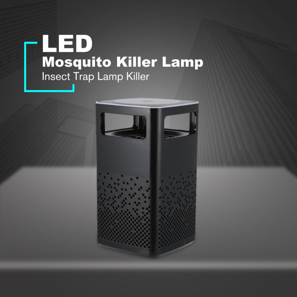 Electric Mosquito Killer Lamp LED Bug Zapper Pest Control Anti Mosquito Killer Lamp Insect Trap Lamp Killer Home Living Room