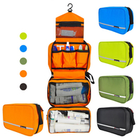 Travel Set Waterproof Portable Man Toiletry Bag Women Cosmetic Organizer Pouch Hanging Wash Bags 15