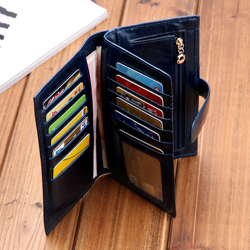 Hot Women Wallet Credit Card Wallets Clutch Purse Many Style Lady Bag Holder For In From Luggage Bags On Aliexpress Alibaba