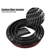 Car Carbon Fiber Rear Spoiler Wing for Volkswagen Polo Passat B5 B6 CC Golf 4 5 6 7 Touran T5 Tiguan Bora Scirocco Accessories