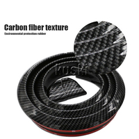 Car Carbon Fiber Rear Spoiler Wing for Volkswagen Polo Passat B5 B6 CC Golf 4 5 6 7 Touran T5 Tiguan Bora Scirocco Accessories