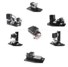 Metal Mini Multipurpose 6 in 1 Lathe Machine with 20000r min Powerful 24W Motor DIY Tools