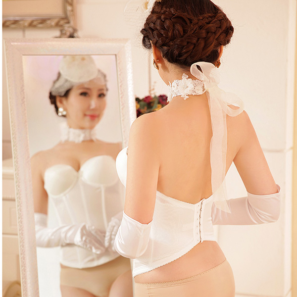 2017 Closecret Hot Wedding Intimates Fashion Corset Bra For Women Brand Bridal Strapless Bras Dress In From S Clothing