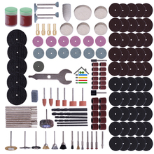 For Dremel Grinder 147pc Rotary Tool Accessory Attachment Set Kit  Sandpaper Band Polishing Sander Abrasive