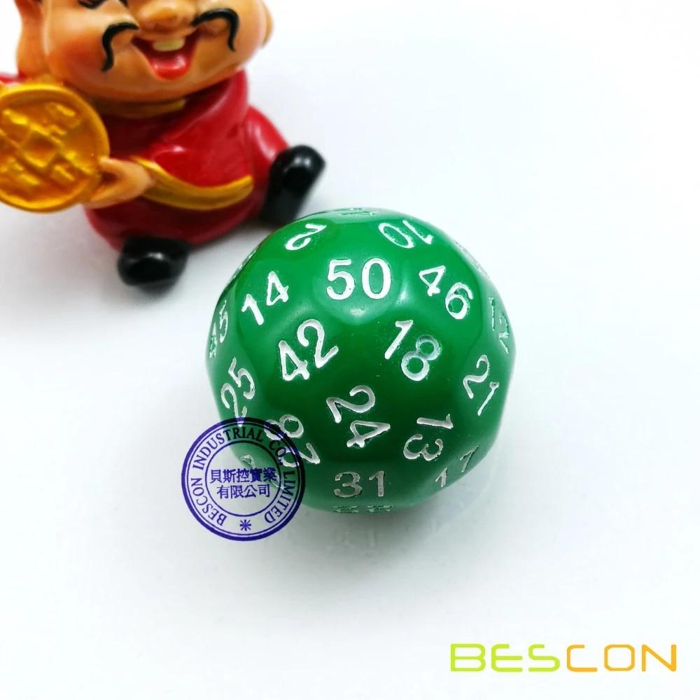 D50 Dice