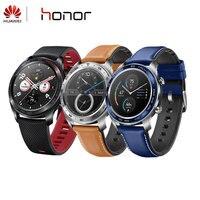Оригинальный Honor часы Magic Смарт sleek тонкий длинный gps научный сердечного ритма сна Run Велоспорт одежда заплыва давление мониторинга