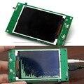 "3.2 ""TFT LCD Analisador de Espectro Exibição de Música MP3 Amplificador PC Analisador de Indicador de Nível de Áudio música rhythm"