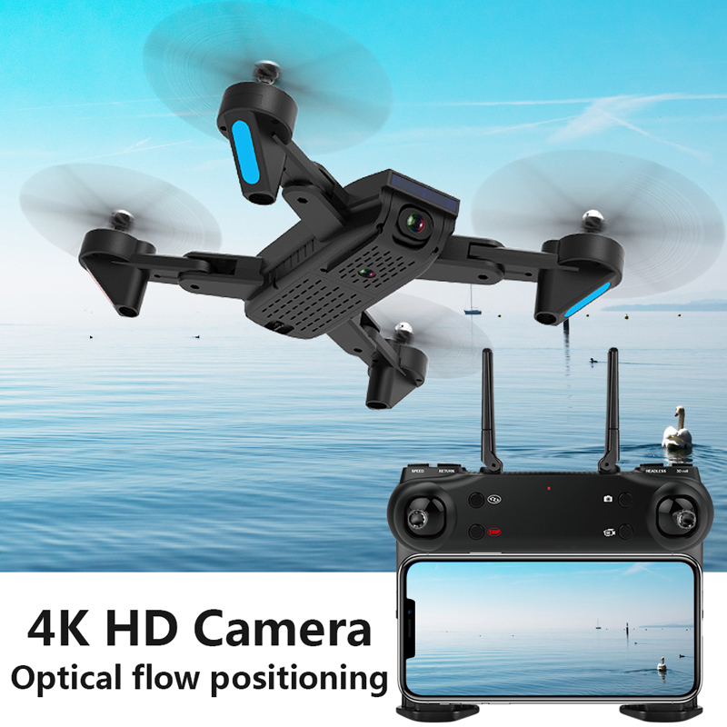 Best 4K Drone with camera 1080P 50x Zoom Professional FPV Wifi RC Drones Altitude Hold Auto Return Dron Quadcopter RC Helicopter 3