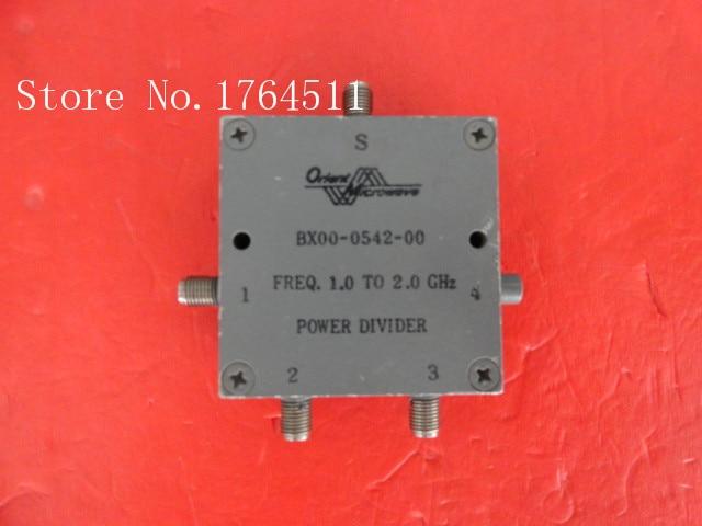 [BELLA] M/A-COM A Four BX00-0542-00 1-2GHz SMA Divider