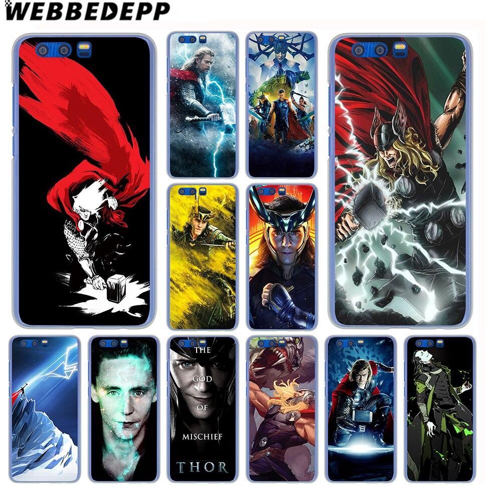 WEBBEDEPP Loki Thor Case for Samsung Galaxy J7 J5 J3 J1 2018 2017 2016 2015 US EU Version Prime