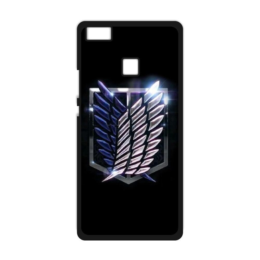 Anime Attack on Titan Cover Case for Huawei Ascend P7 Mini P8 P9 P10 Lite P9 P10 Plus Xiaomi Redmi 2 3 4 Note 2 3 4